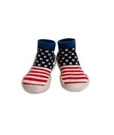 Collegien Slipper Socks Captain America