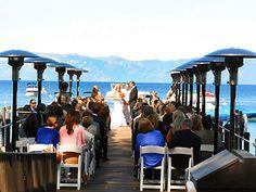 Lake Tahoe Wedding Packages | The Landing Resort And Spa South Lake Tahoe Weddings Nevada Wedding