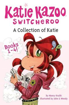 Katie Kazoo, Switcheroo Series Collection: Books 1-4 I remember these!!