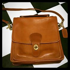 bb29fed8ca Coach Leather Purse All leather Coach purse. Lots of space