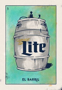 color and linework on this keg... mhmm ;)