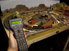 How to Clean an Electric Model Train Set