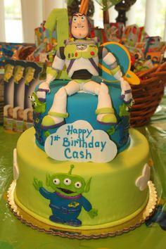 Buzz Lightyear Cake Tesco