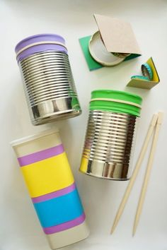 DIY Musical Instruments for Kids with Tutorials #talkreadsing #first5california #first5CA