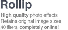 on-line photo effects