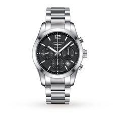 Mens Watches - Longines Conquest Classic Gents Watch - L27864566 - ITEM CODE: 17350524