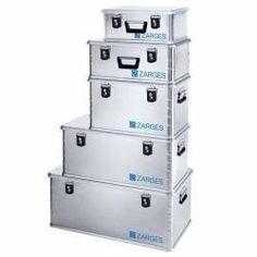 Aluminum Shipping and Aluminum Storage Cases