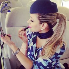 Azul Airlines Stewardess