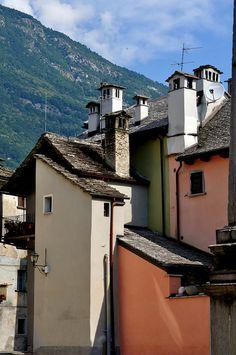 "Val d'Ossola - Domodossola, Piemonte ItalyDomodossola, Italy. ""Singing Waters"" by ann bridge"