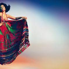 Nicki Minaj Fronts Roberto Cavalli Spring Summer 2015 Campaign | SENATUS Gorgeous!