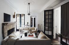 At Home With: Darryl Carter, Washington D.C. :: This Is Glamorous
