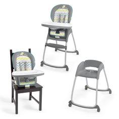 Ingenuity Trio 3-in-1 High Chair - Ridgedale - Walmart.com