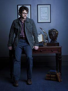 ドラマ『ハンニバル』でFBIのプロファイラー、ウィル・グラハム役を演じたヒュー・ダンシー