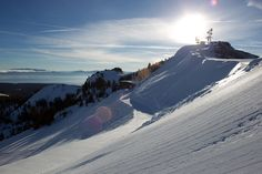 Alpine Meadows - Lake Tahoe