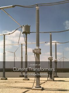 Power flow  Current transformers are used for protection, instrumentation, metering and control. It is onlythe first function that has any ...
