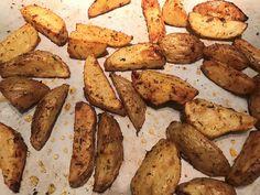 Spicy aardappelpartjes uit de oven - Sophie Glutenvrij