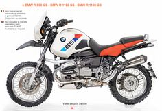 Kit R115 G/S - BMW custom parts