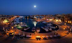 Abu Tig Marina, EL Gouna by Dany Eid on 500px