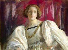 Desdemona  Edwin Austin Abbey