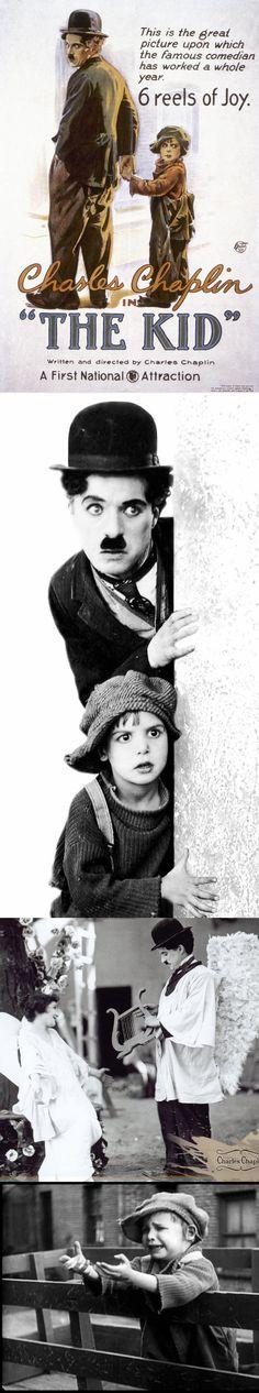 The Kid (1921) • Chaplin