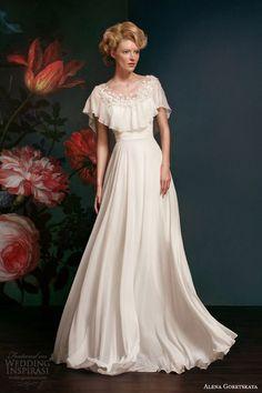 Alena Goretskaya 2014 Weddding Dresses | Wedding Inspirasi