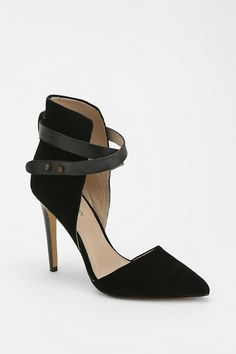 UO Ankle Wrap Heels