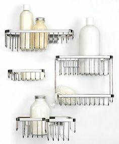 Interdesign Bath Accessories, Easy Lock Pro Collection