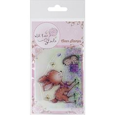 Wild Rose Studio Rubber Clear Stamp 3.5-inch x 3-inch, Bluebell with Hedgehog Wild Rose Studio http://www.amazon.co.uk/dp/B00IV4KSAE/ref=cm_sw_r_pi_dp_.KfKwb0J8MEBA