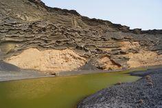 Green Lake, Lanzarote, Canary Islands