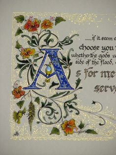 Verlicht kalligrafie aangebrachte bestel voorbeeld van de