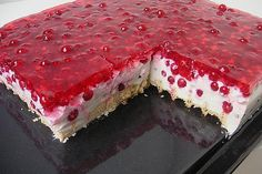 Yogurt Recipes, Baking Recipes, Berry Cake, Gateaux Cake, Dream Cake, Breakfast Dessert, Mets, Something Sweet, Sweet And Spicy