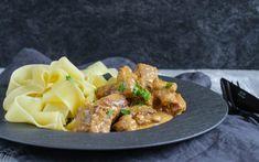 Food with Love – Thermomix Rezepte mit Herz Food with Love – Thermomix Rezepte mit Herz Risotto, Meal Planning, Ethnic Recipes, Food, Creme Fraiche, Decoration, Pork Stir Fry, Pork Dishes, Beans