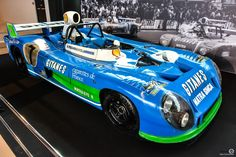 Grand format : Retromobile 2016 - News d'Anciennes Le Mans, Alpine Renault, Matra, Star Wars, Grand Format, French Blue, France, Plymouth, Supercars
