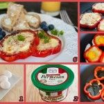 Bell Pepper Egg-in-a-hole