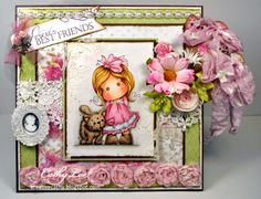 Cathy's Creative Place: Midway Reminder - Pretty in Pink