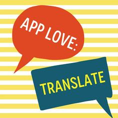 app love: translate