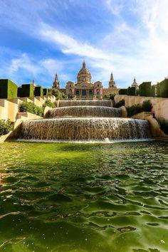 Museo Nacional de Arte de Cataluna, Barcelona,Spain