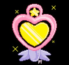 pretty-transparents:  creamy mami magical wand♥   (just started watching and the colours in it are so lovely)