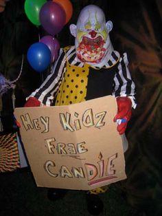 CarnEvil, Killer Clown, Halloween