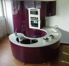 I might even cook in a kitchen like this!