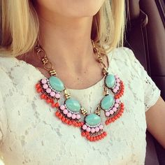 Preppy College Glam: Photo. Get it at www.benevolentjewels.com with 20% OFF code: KMCODE20