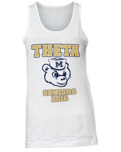 Kappa Alpha Theta | sorority www.adamblockdesign.com