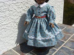Civil War style dress. Love this style!  $30.00, via Etsy.