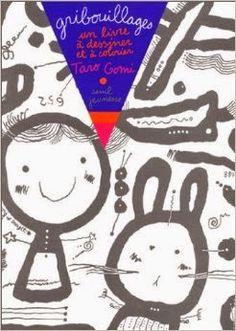 les petites têtes de l'art: D'après Gribouillages de Taro Gomi