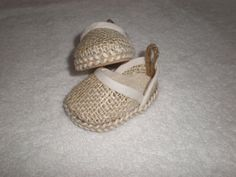 Natural Beige Espadrilles for 18 inch American Girl doll on Etsy by dollupmydoll