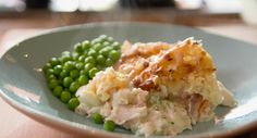 Cosy fish pie recipe on The Hairy Bikers' Comfort Food Healthy Pie Recipes, Fish Recipes, Cooking Recipes, Savoury Recipes, Savoury Pies, Hairy Bikers Comfort Food, Fish Pie, Turkey Dishes, Fish Dishes