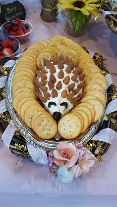 hedgehog cheese ball! www.LastinLightReiki.com www ...