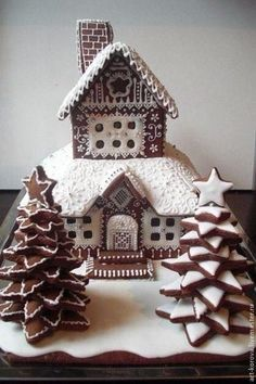 Want to know how to make gingerbread houses? If you're looking for some creative gingerbread house ideas then you're in for a treat. Feast your eyes on these charmingly cute gingerbread house ideas…
