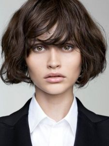 Amazing Heavy Layered Medium Haircut