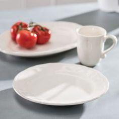 Dezertný tanier New England 22cm     #keramika#tanier#jedalen#kuchyna#cosyandtrendy#ranajky New England, Cosy, Plates, Tableware, Kitchen, Licence Plates, Dishes, Dinnerware, Cooking